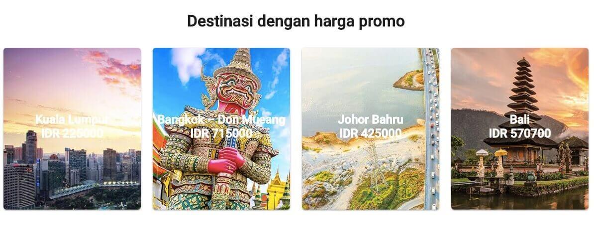 Harga Promo Air Asia