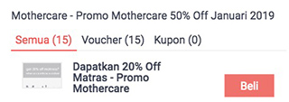 diskon mothercare
