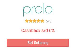 cashback prelo dari shopback