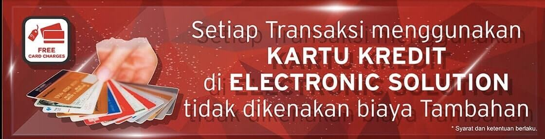 Kartu Kredit Electronic Solution