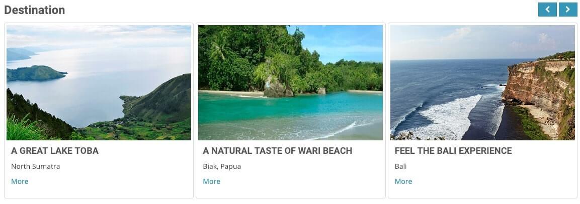 Bali Destination