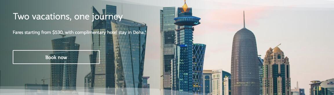 Vacation with Qatar