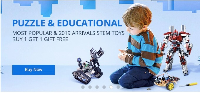 Puzzle & Educational Gearbest