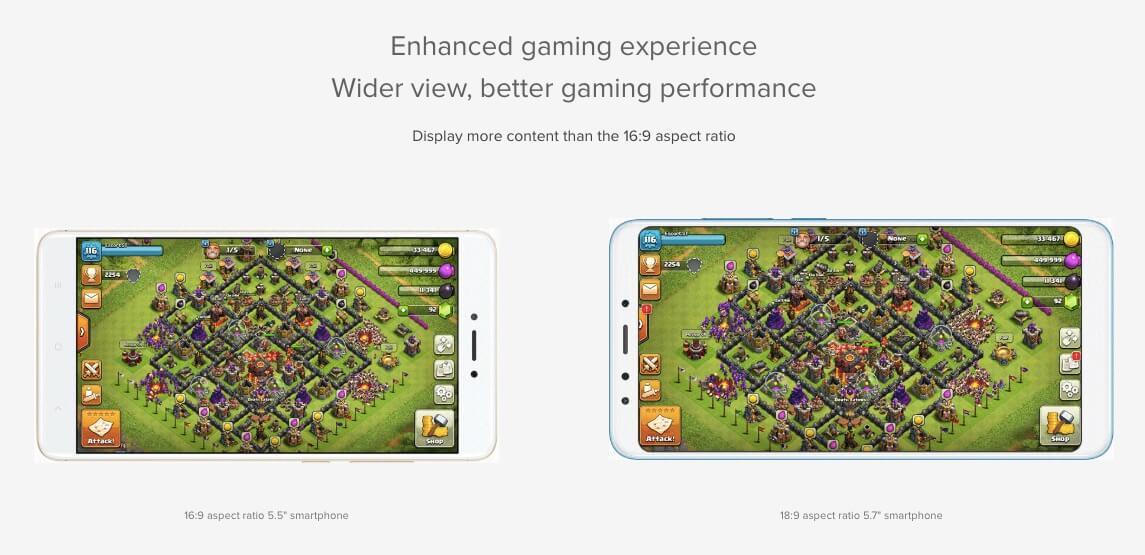 Xiaomi Redmi 5 Gaming Perfomance