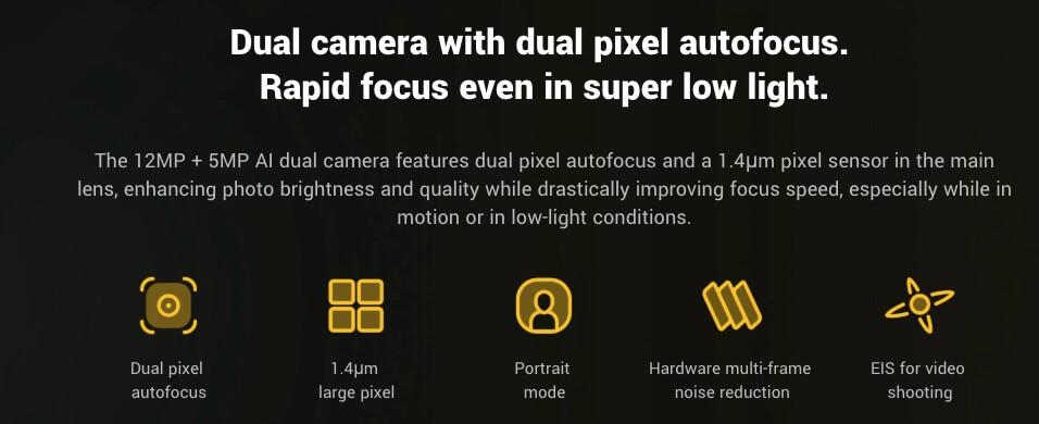Dual Kamera HP Xiaomi