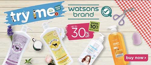 skin care watsons
