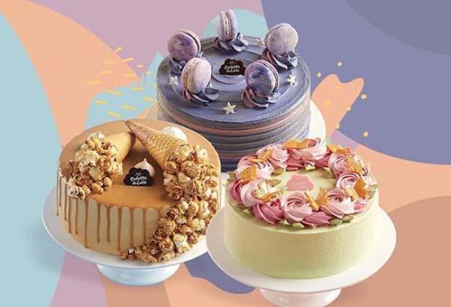 cake colette & lola