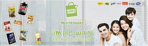 tentang nutrimart adalah