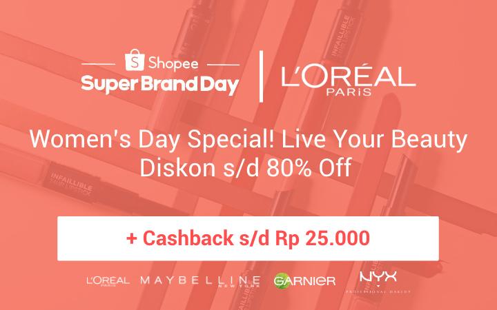 L'Oreal Super Brand Day