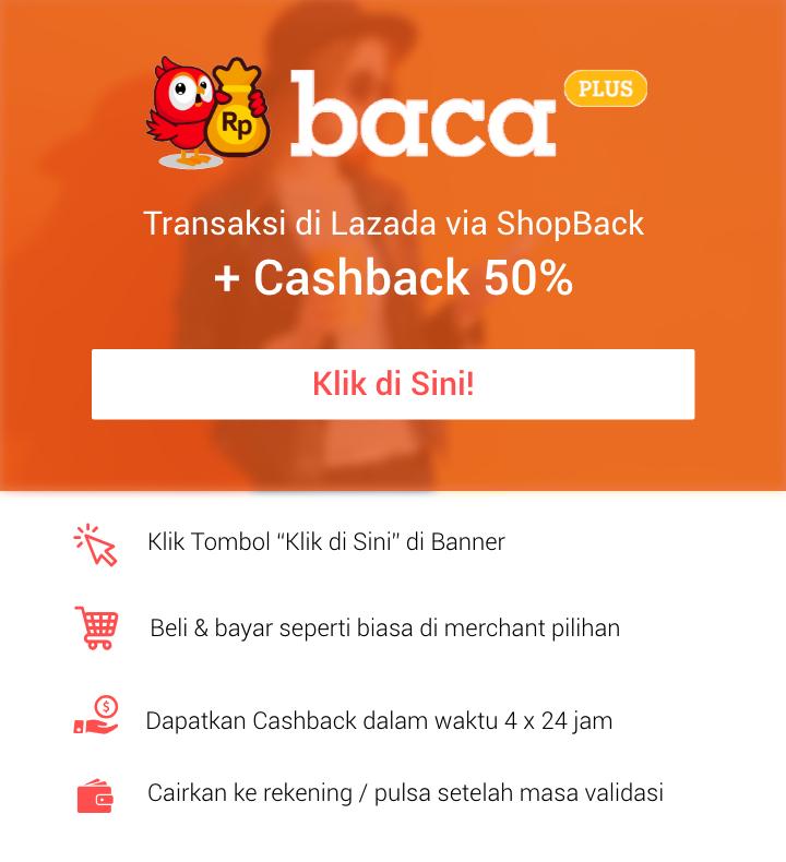 Promo BacaPlus