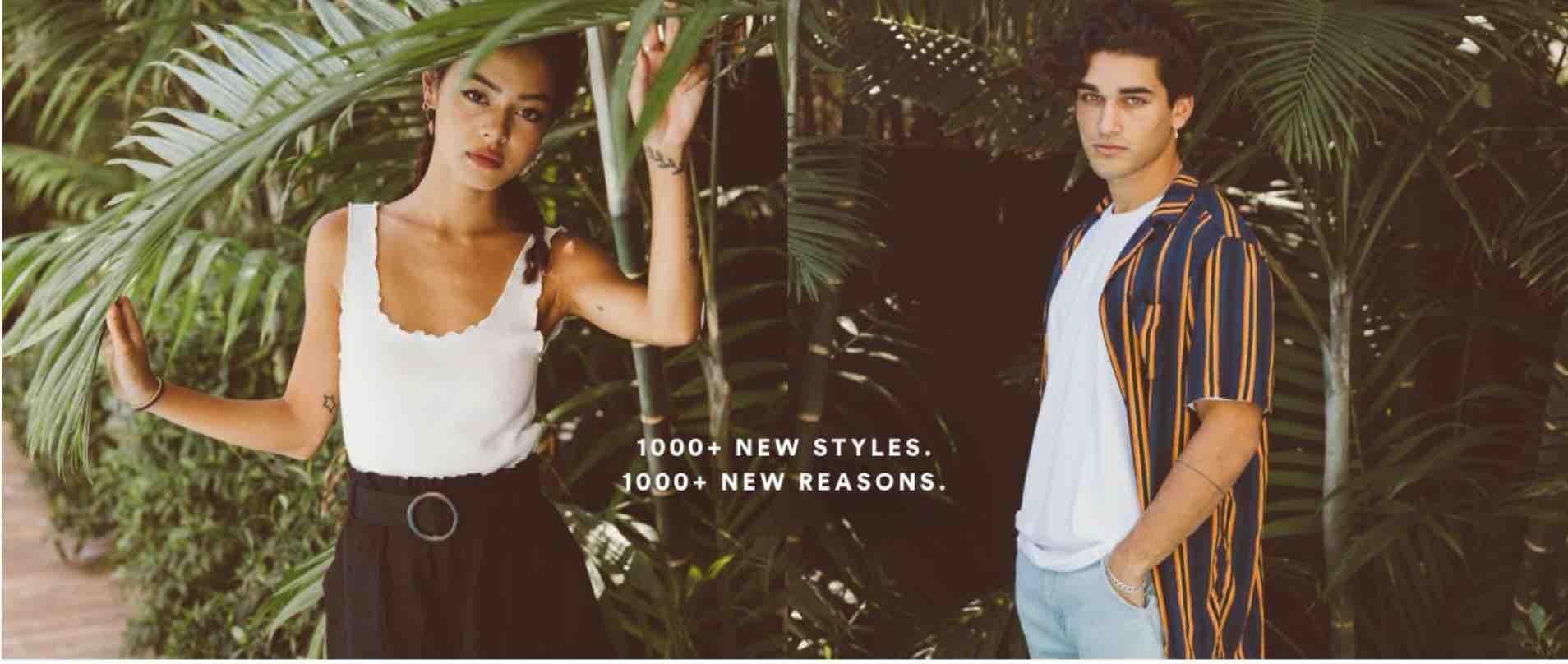1000+ New Styles