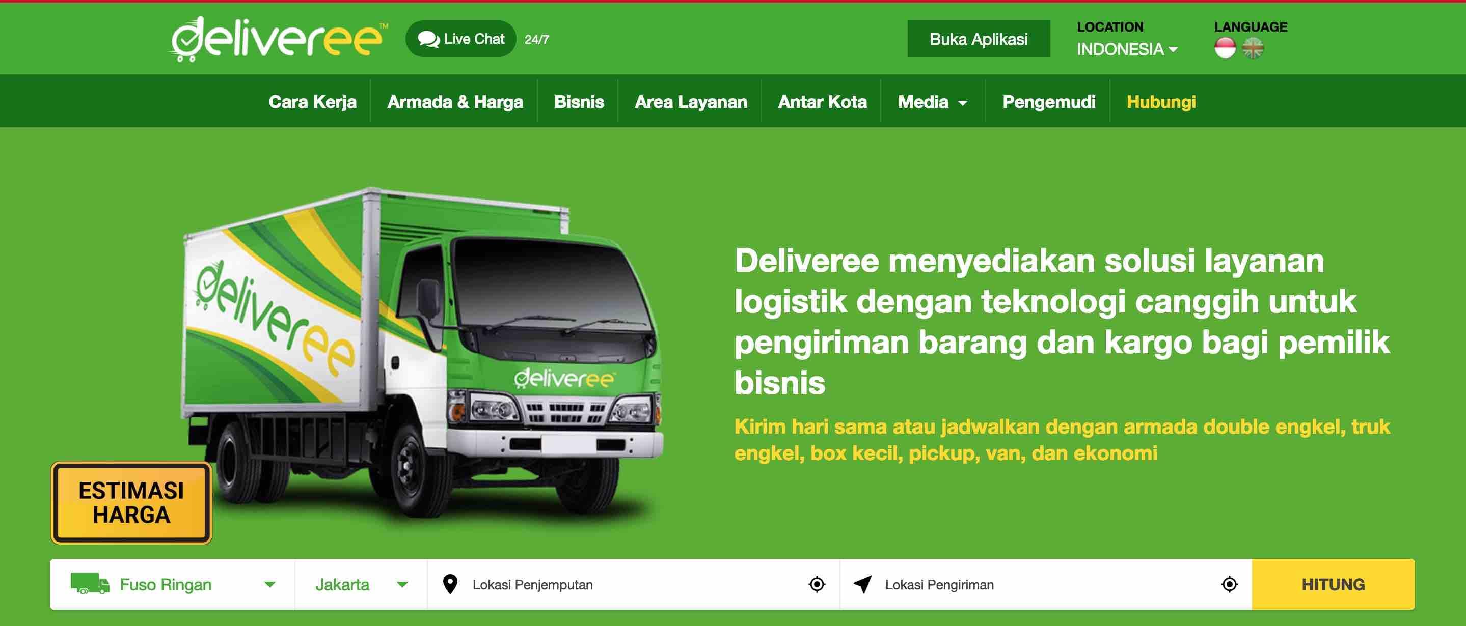 Promo Deliveree
