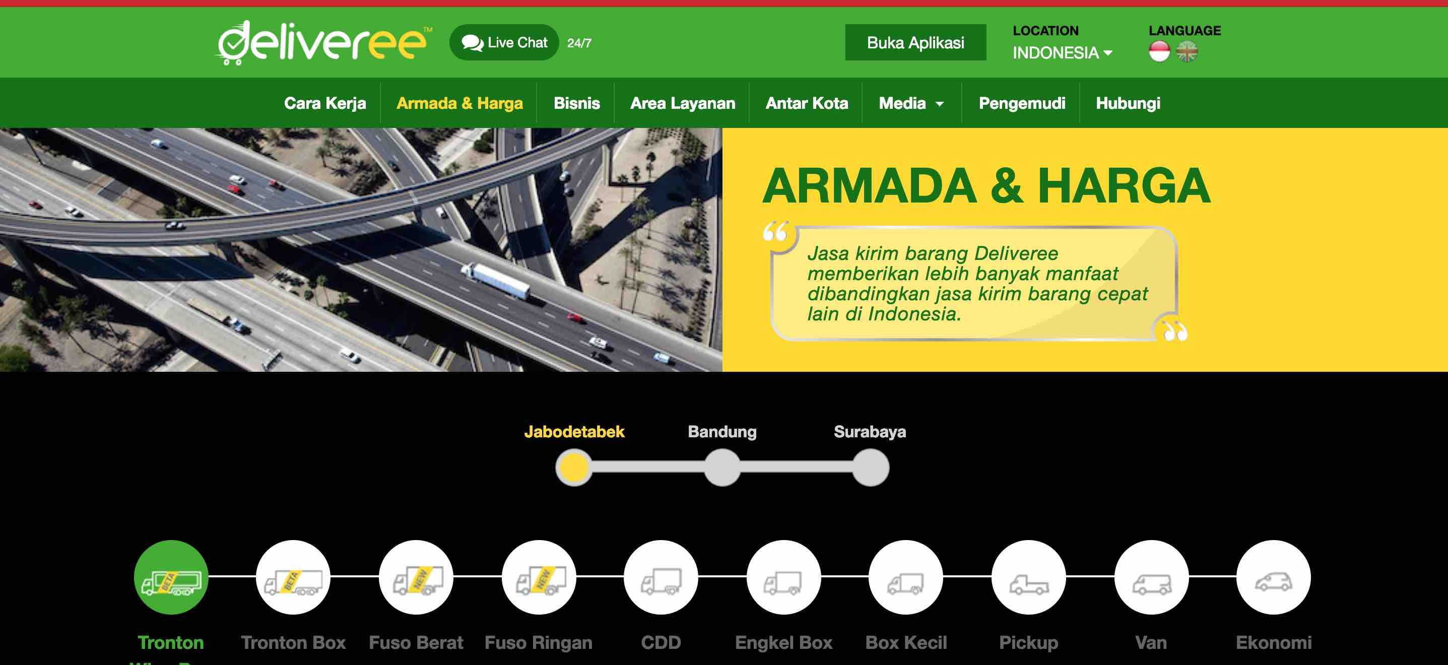 Armada Deliveree