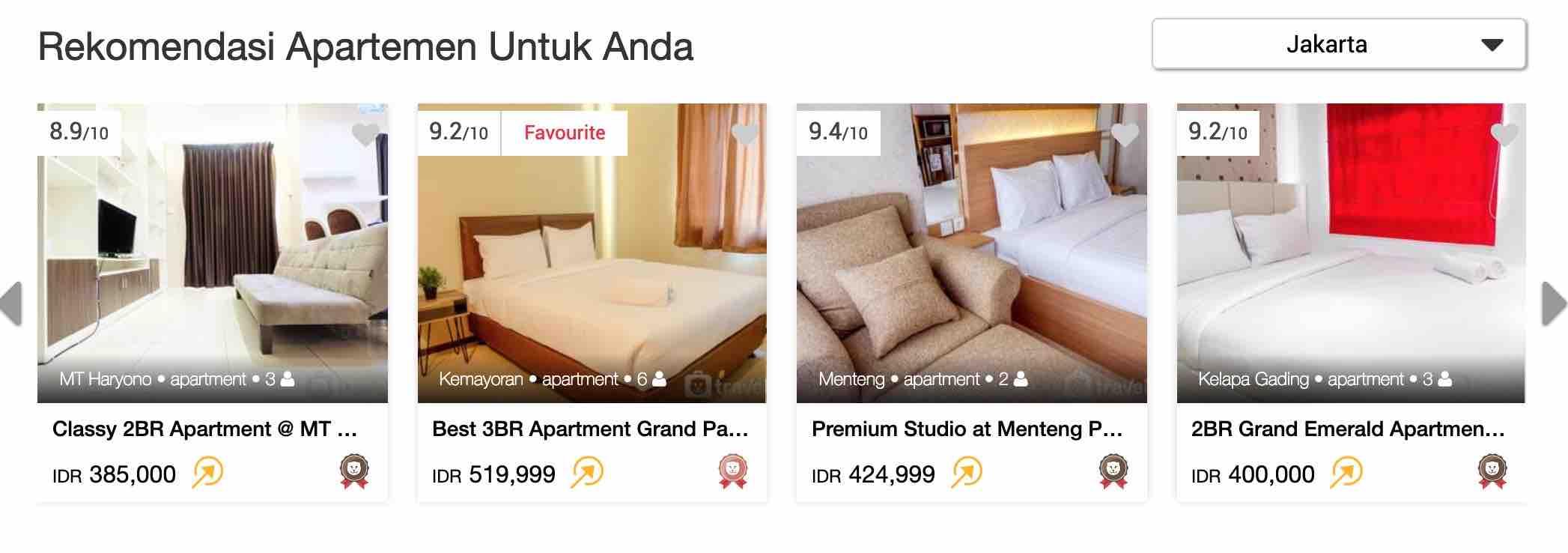 Premium Apartement