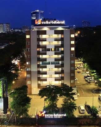 swissbel hotel pondok indah jakarta