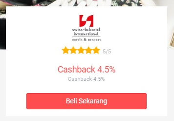 promo cashback 4.5% dari Shopback