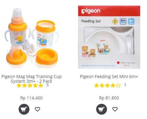 perlengkapan makan bayi