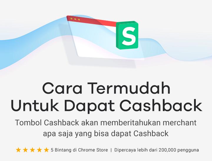 Cara Termudah Untuk Dapat Cashback