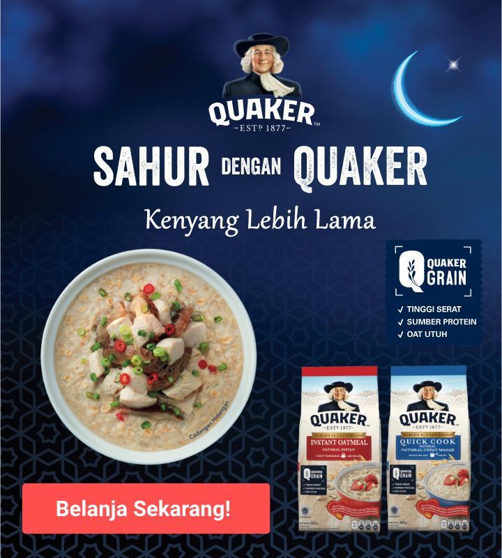 Promo Quaker