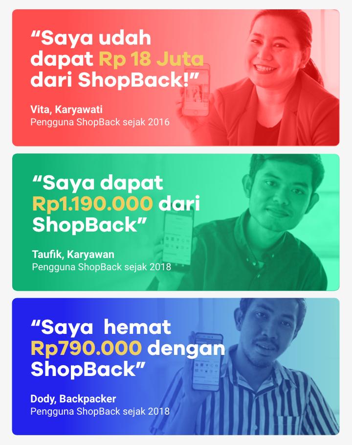 Kenapa Pakai ShopBack