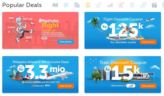 promo traveloka