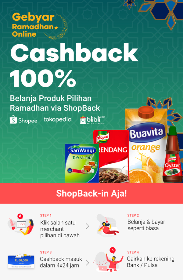 Promo Traveloka Ramadhan