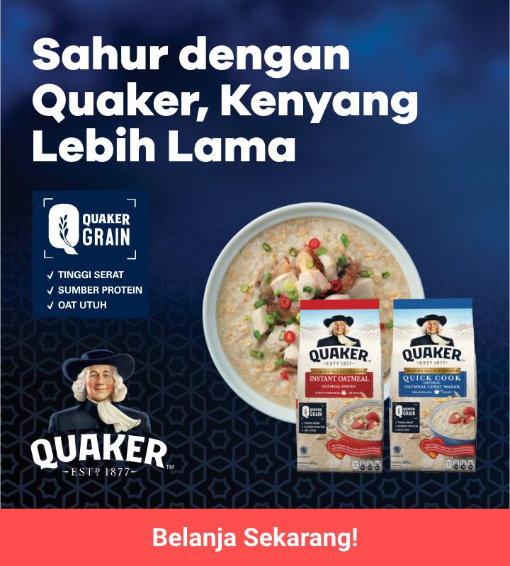 Banner Quaker Oats