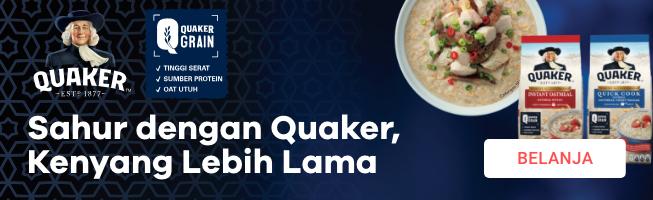 Promo Quaker Oats