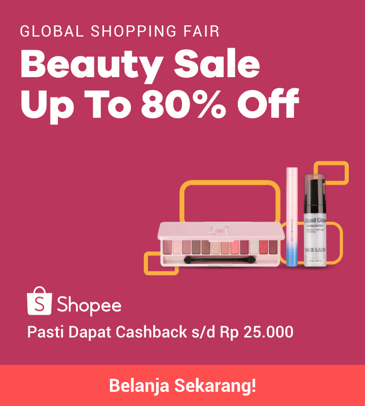 Beauty Sale s/d 80%