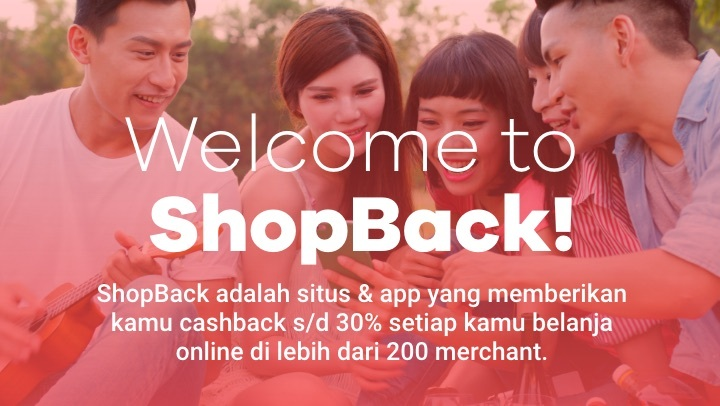 Welcome to ShopBack