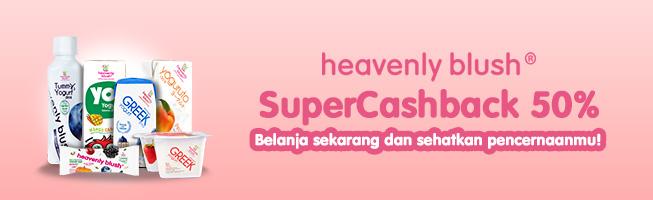 Promo Heavenly Blush