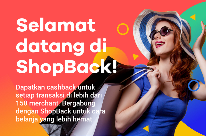 Selamat datang di Shopback!
