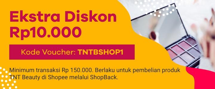 Ekstra Diskon TNT Beauty