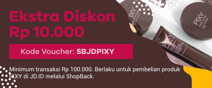 Ekstra Diskon PIXY