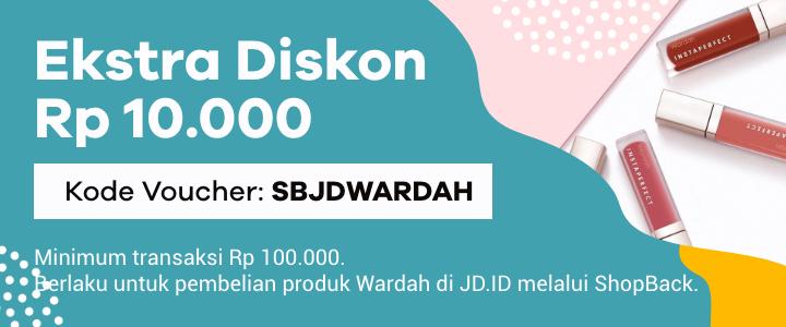 Ekstra Diskon Wardah