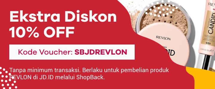 Ekstra Diskon REVLON