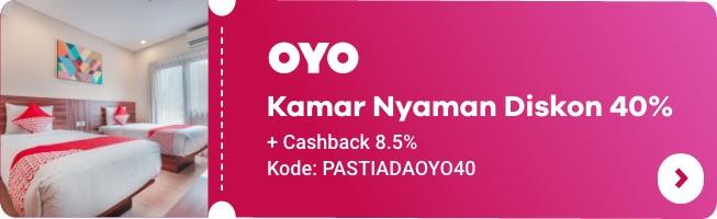 Promo Oyo Rooms