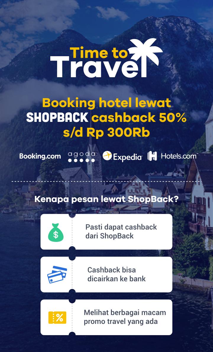 Travel Super Cashback