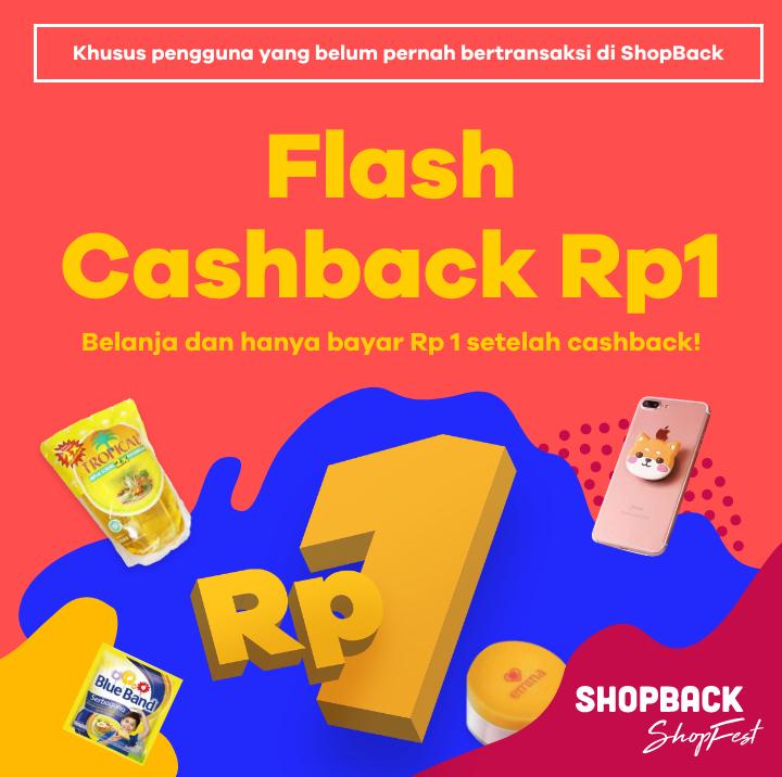 9.9 Flash Cashback