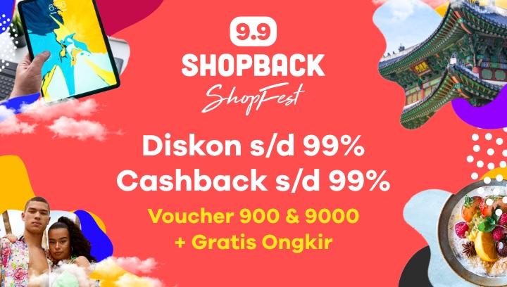Promo ShopFest 9.9