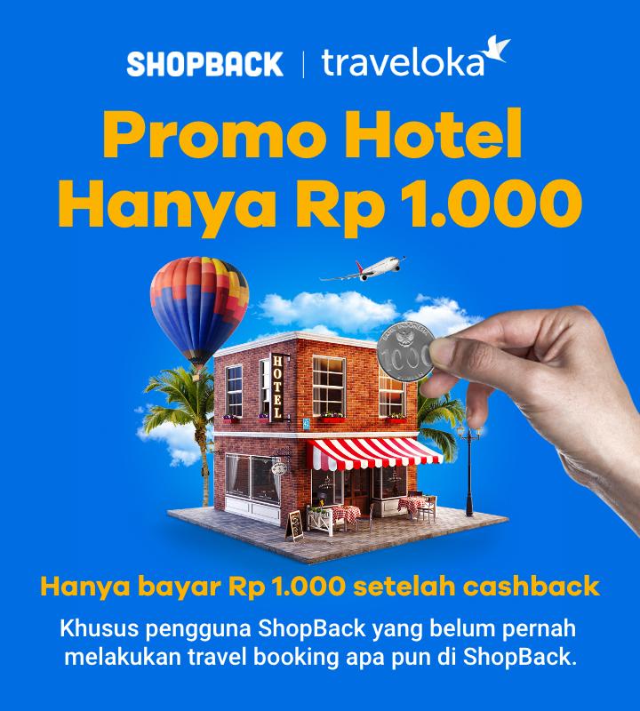 Promo Hotel 1K