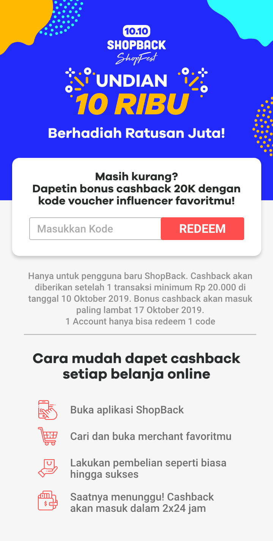 ShopFest Promo 10K