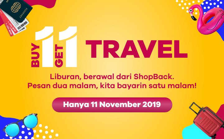 Travel Buy 1 Get 1