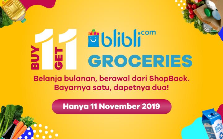 Groceries Buy 1 Get 1