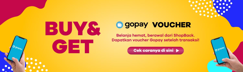 GoPay Buy 1 Get 1