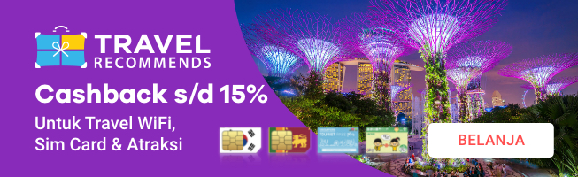 Promo Travel Recommends