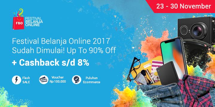 Festival Belanja Online