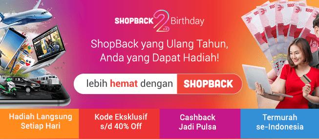 Ulang Tahun ShopBack