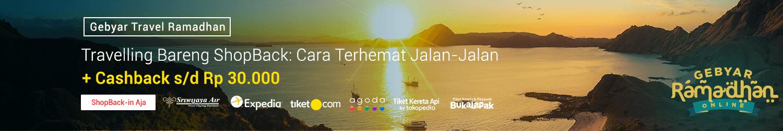 Promo Tiket Pesawat Mudik Murah Okt 2019 + Cashback 300 rb