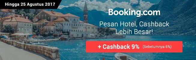 Booking.com Upsized